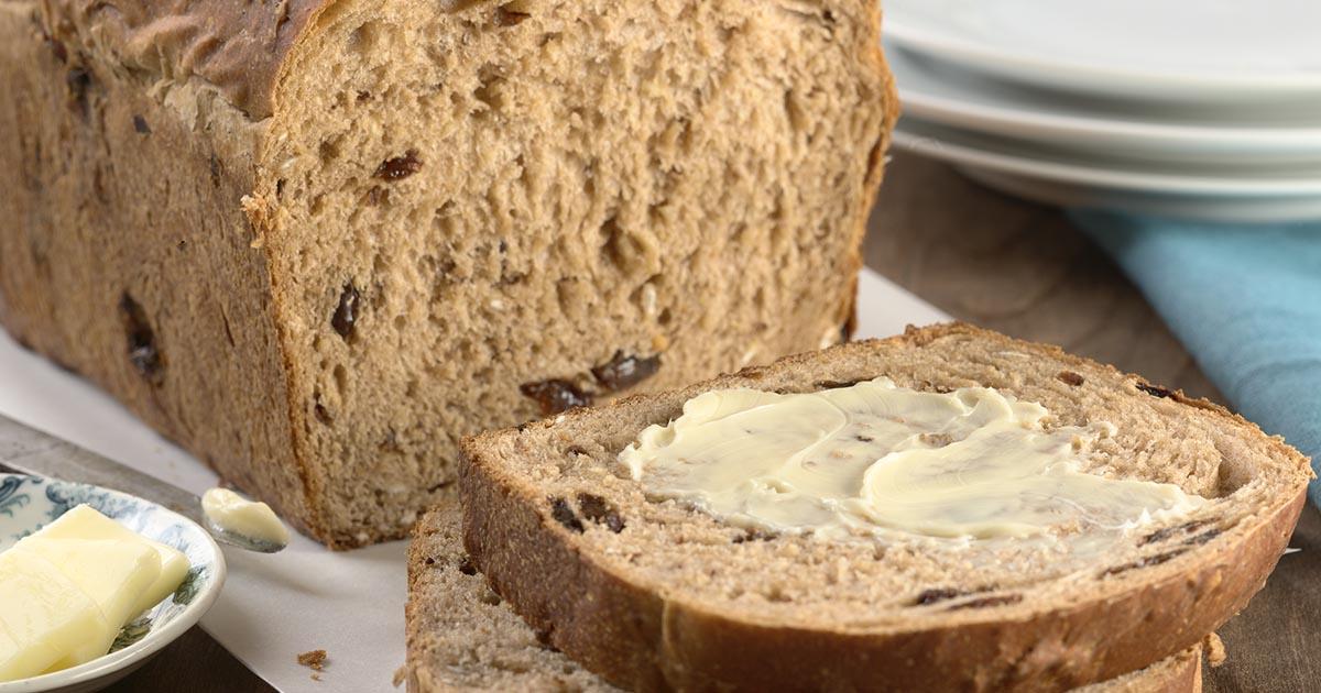 Cinnamon Raisin Bread Recipe King Arthur Flour