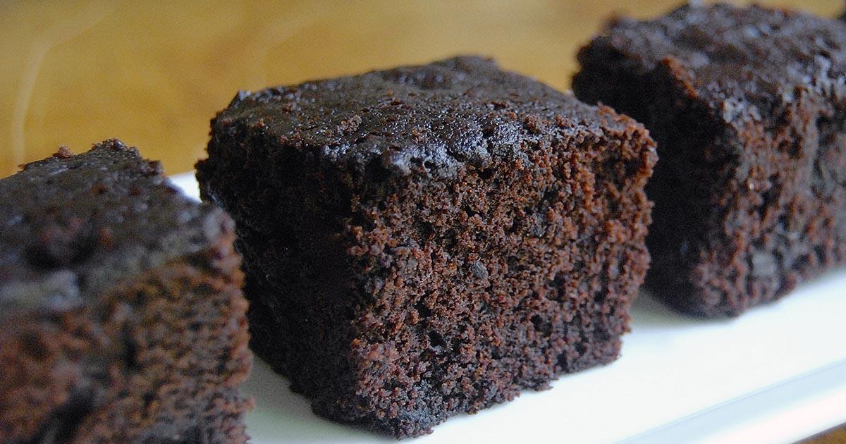 Cakey Brownies Recipe