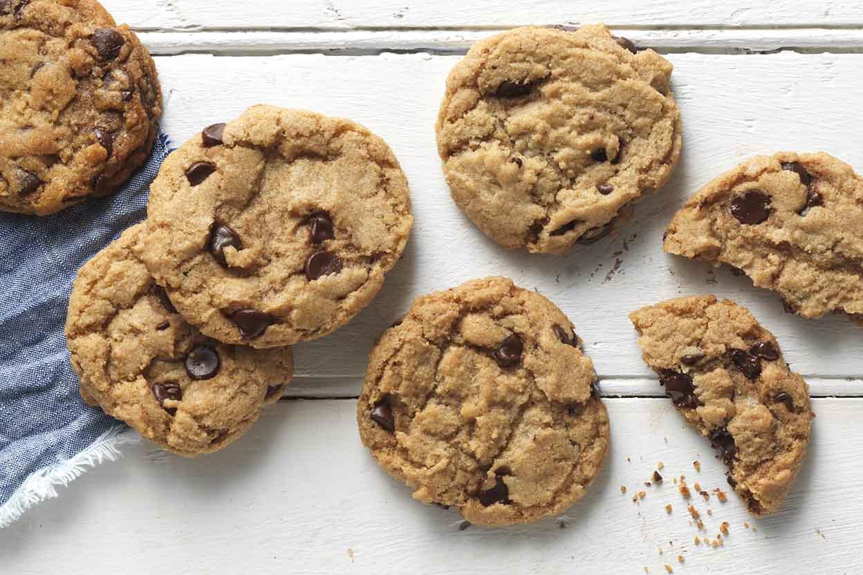 Vegan Chocolate Chip Cookies Recipe King Arthur Flour