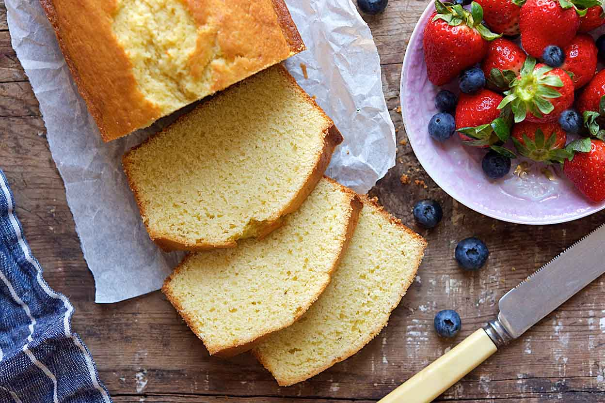 King Arthur Butter Pound Cake