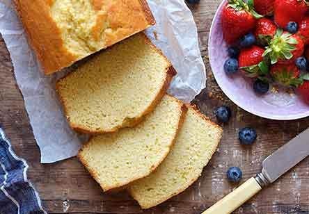 Lemon Glazed Pound Cake King Arthur Flour