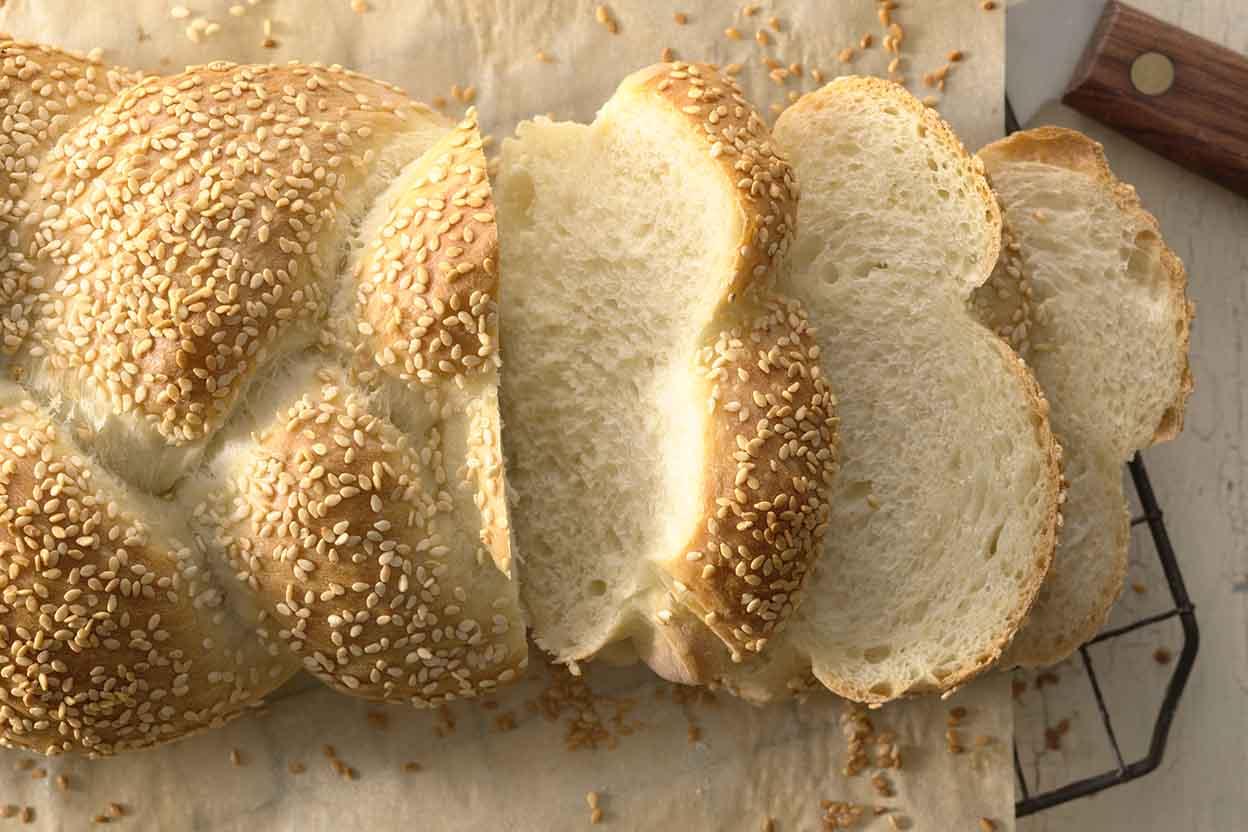 recipe: sesame seed bread recipe [10]
