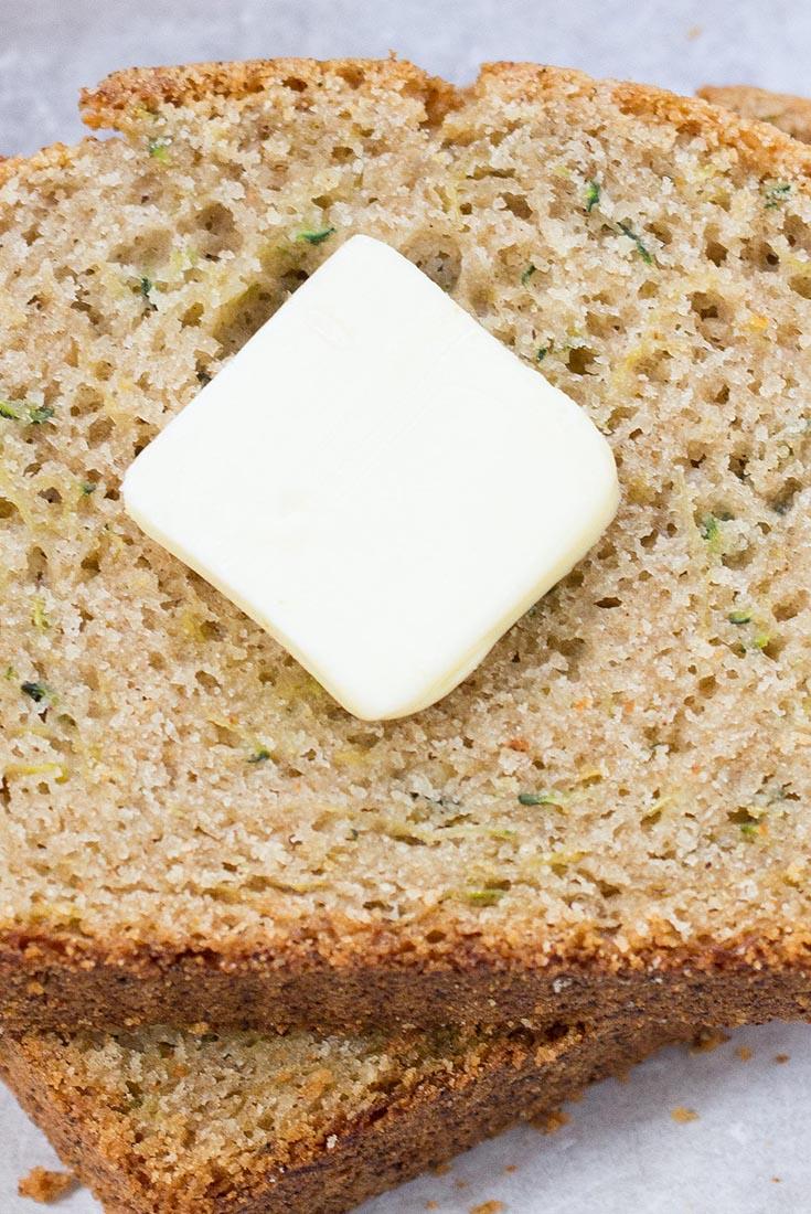 Almond Flour Bread Almond Flour Zucchini ...