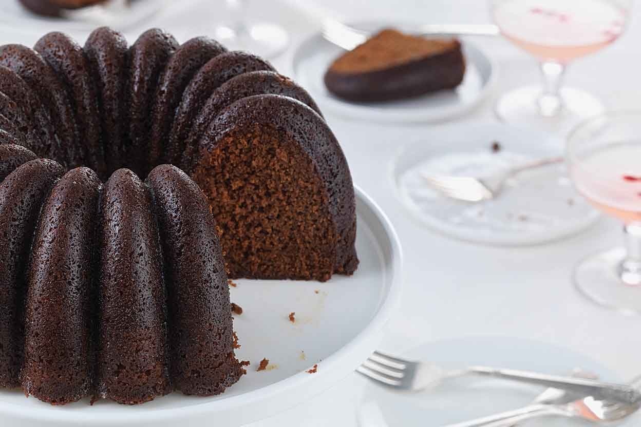 Gingerbread Bundt Cake Recipe