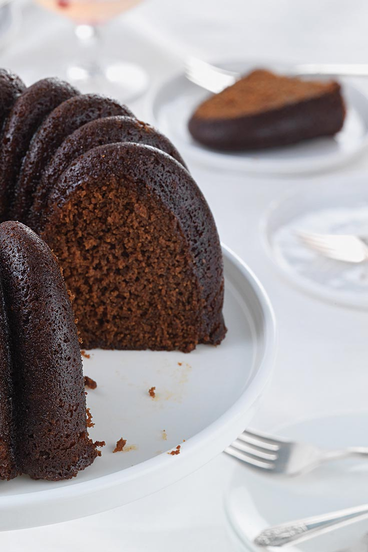 Gingerbread Bundt Cake Recipe | King Arthur Flour