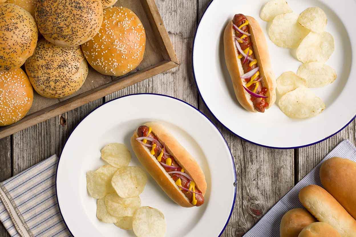 King Arthur Hot Dog Buns