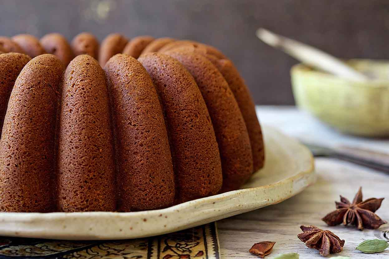 Chai Spiced Pound Cake Recipe King Arthur Flour