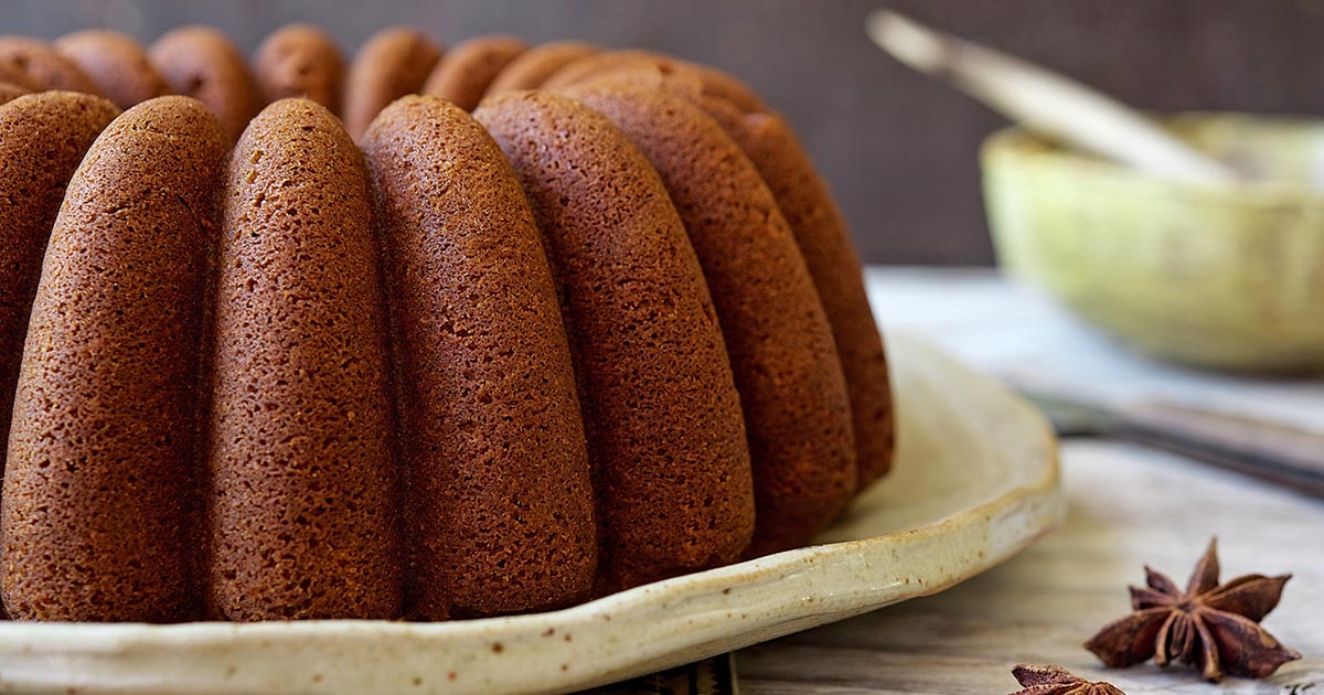 Chai-Spiced Pound Cake Recipe
