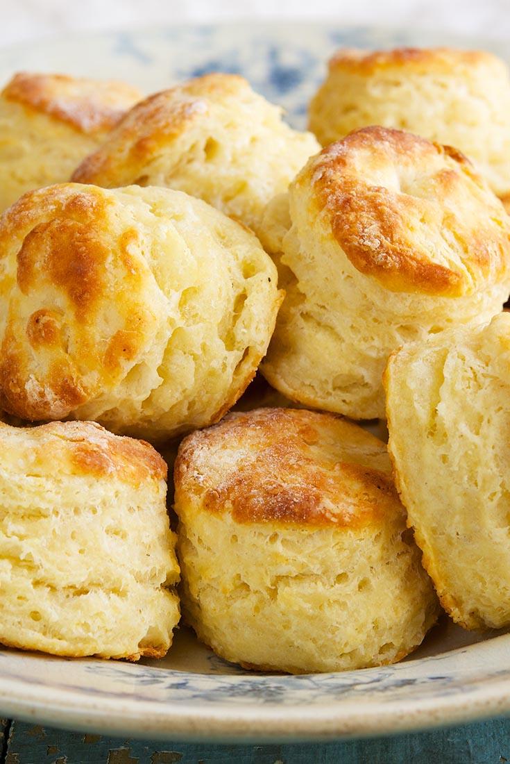 Baking Powder Biscuits Recipe   King Arthur Flour