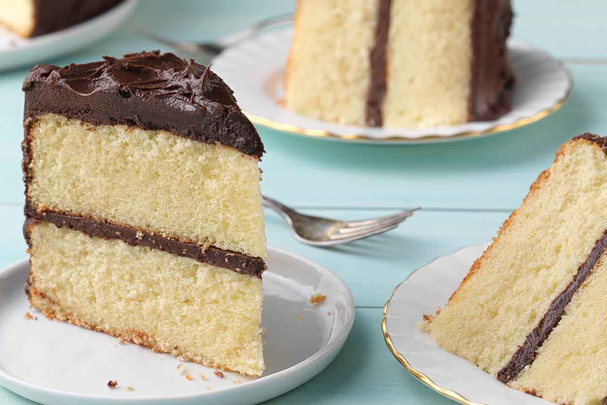 King Arthur Birthday Cake Recipe: Back-to-Basics Moist Yellow Cake Recipe