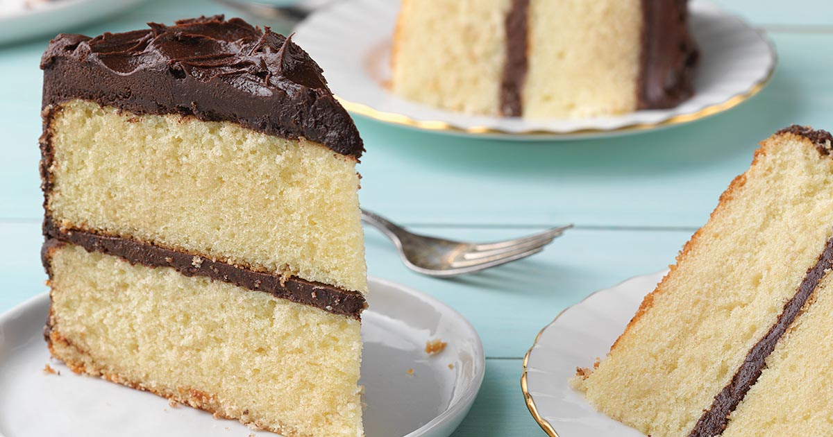 Back-to-Basics Yellow Cake Recipe