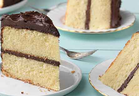 Back-to-Basics Moist Yellow Cake