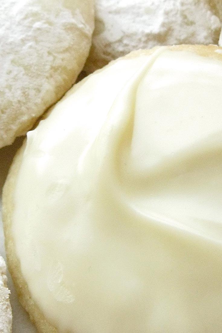 Luscious Lime Cookies Recipe