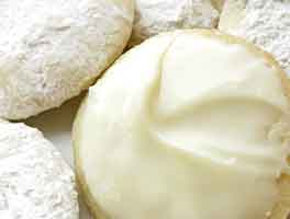 Luscious Lime Cookies