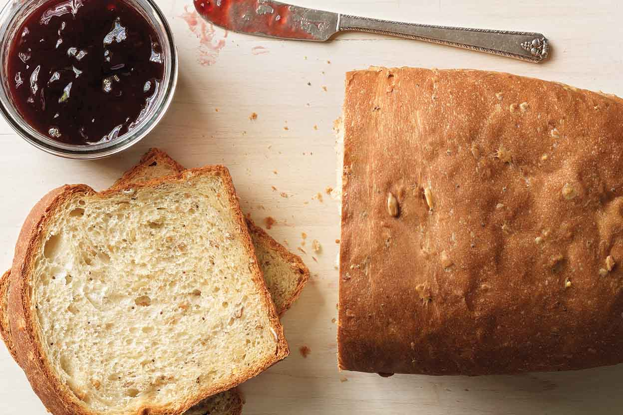 Whole wheat bread recipe king arthur