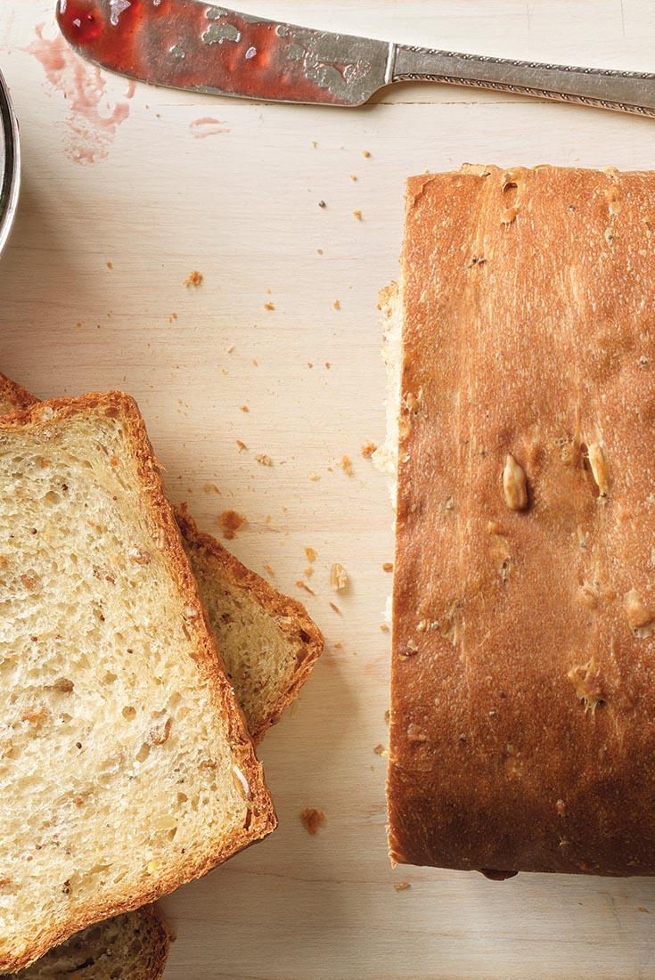 Harvest Grains Bread Recipe