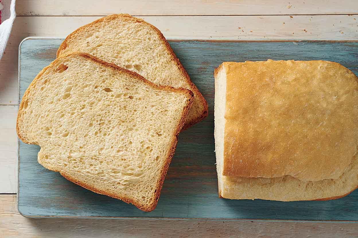 Fabuleux Pain de Mie Recipe | King Arthur Flour ET15