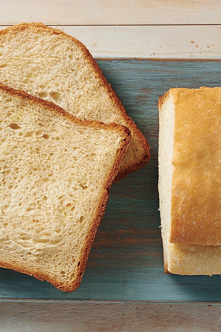 Walter Sands' Favorite Bread Machine Bread Recipe
