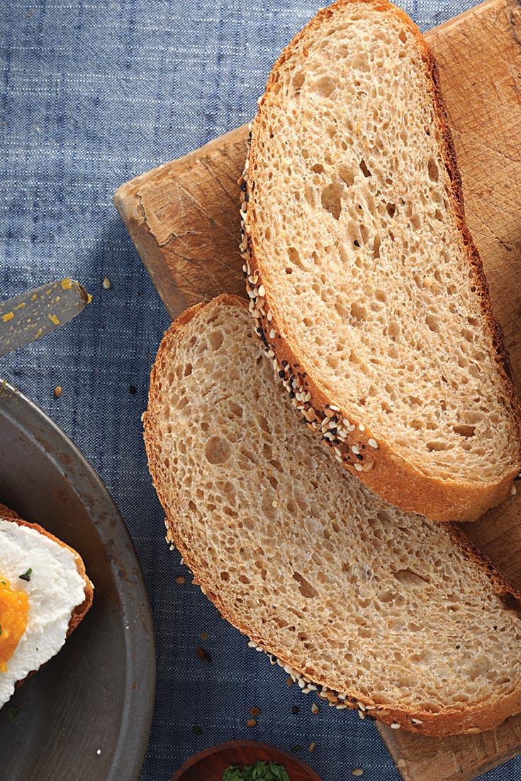 Heart of Winter Loaf Recipe