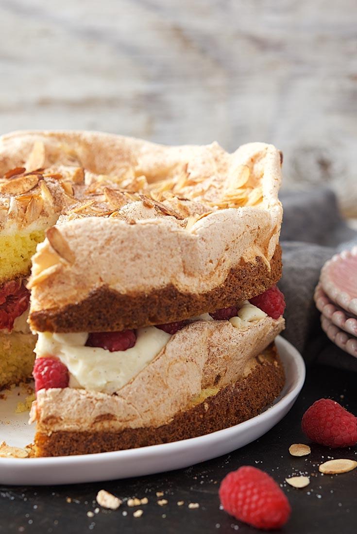 Berry Blitz Torte Recipe