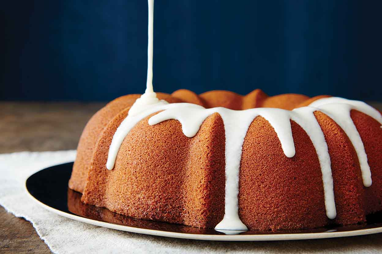 Pound Cake Recipe King Arthur: Gluten-Free Almond Bundt Cake Recipe