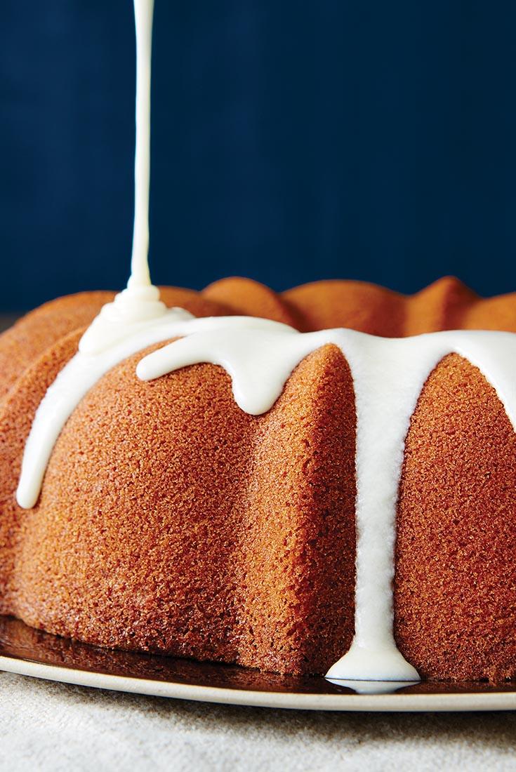 Gluten-Free Almond Bundt Cake Recipe