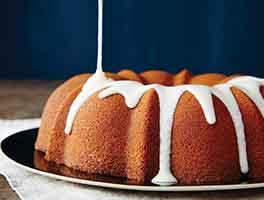 Gluten-Free Almond Bundt Cake
