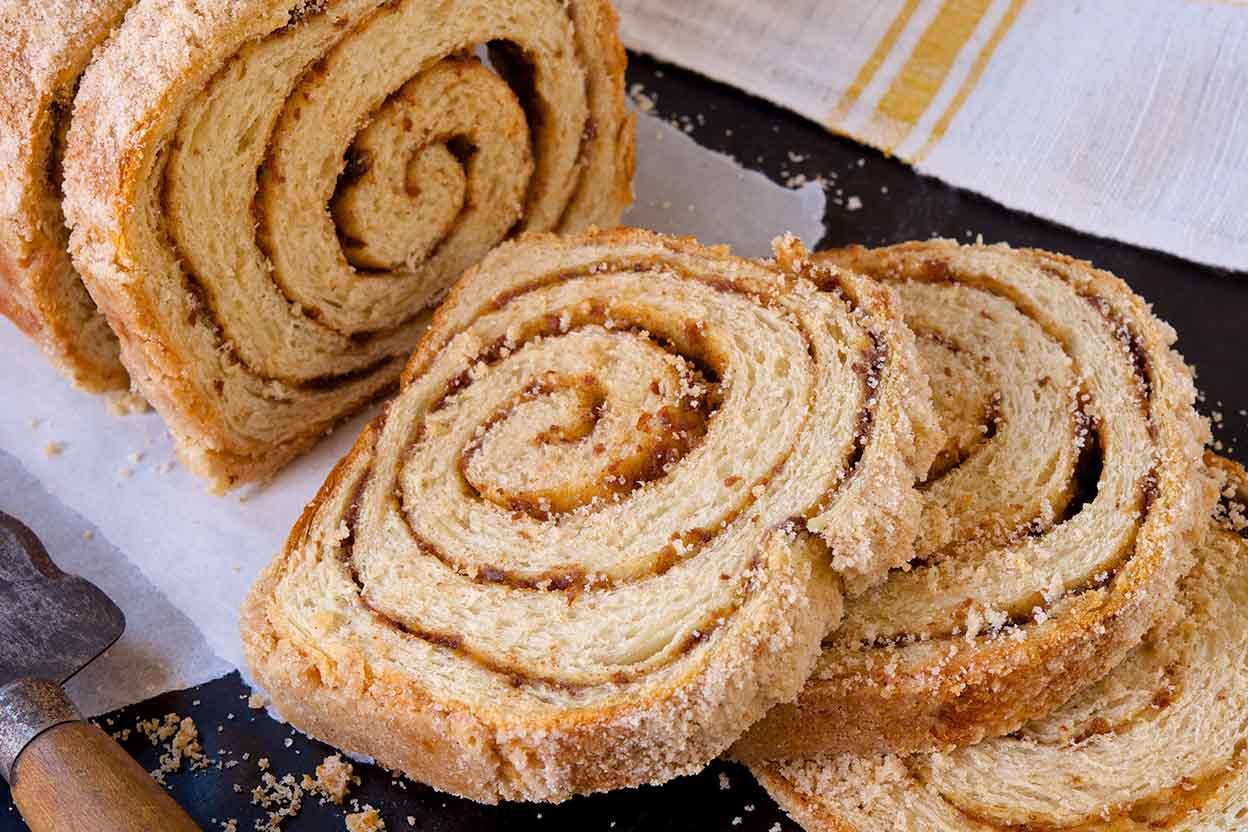 Cinnamon Swirl Bread Recipe | King Arthur Flour