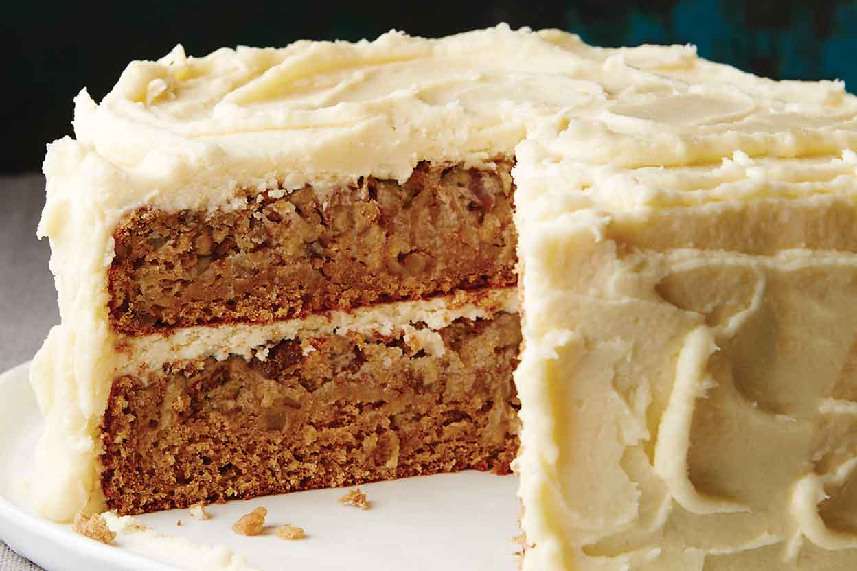 Sprouted Wheat Spice Cake Recipe King Arthur Flour