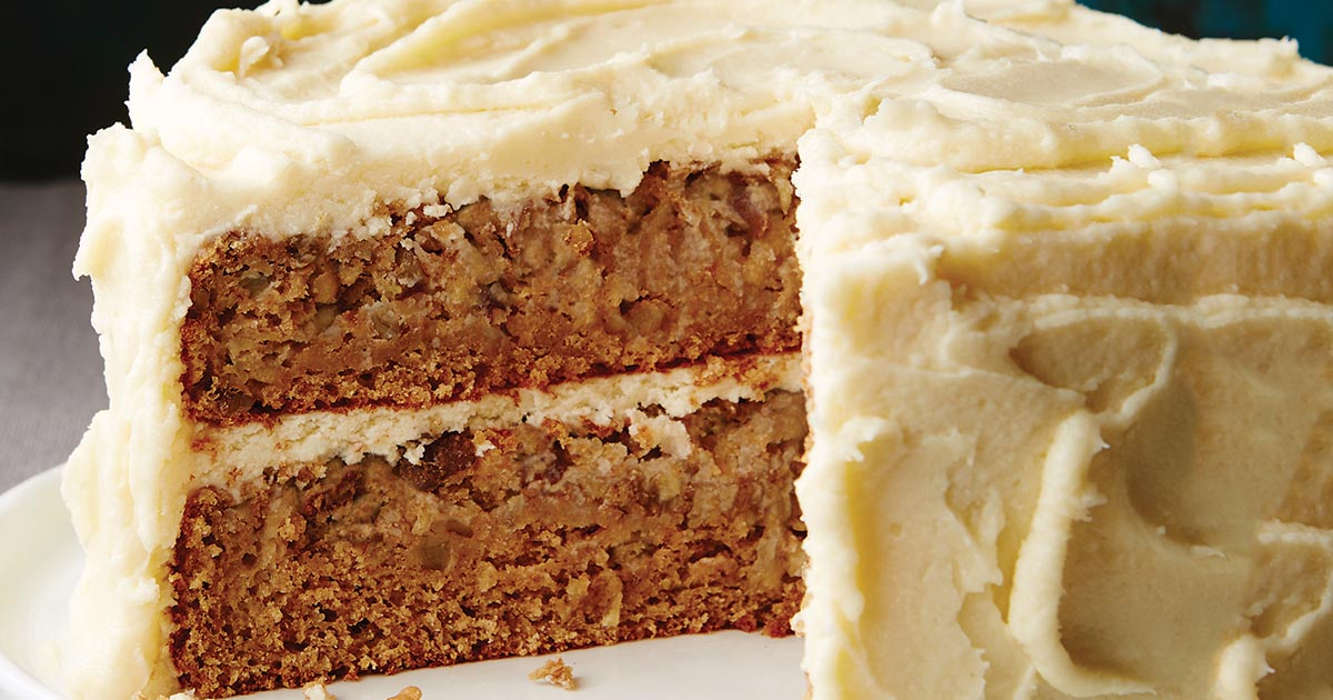 Sprouted Wheat Spice Cake Recipe