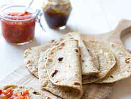 Whole Grain Flatbread