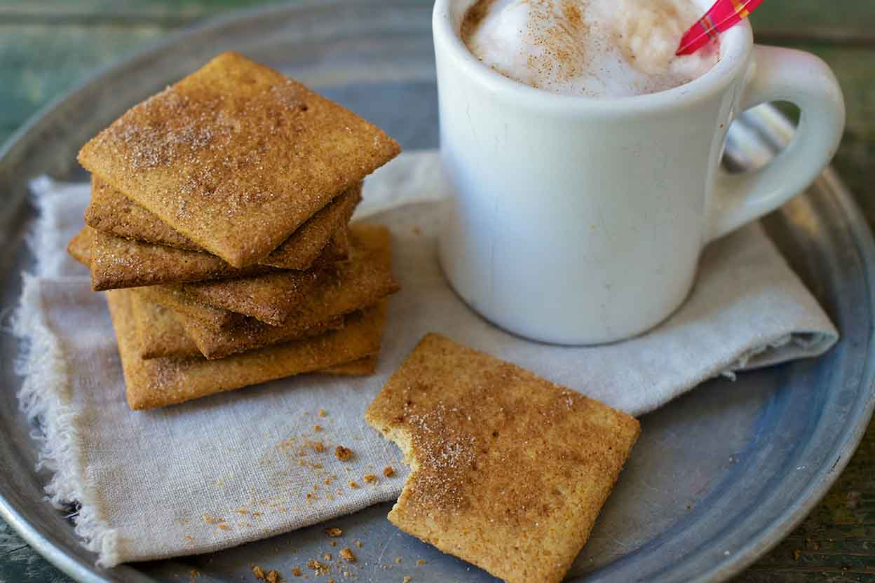 Graham crackers recipe king arthur flour solutioingenieria Images