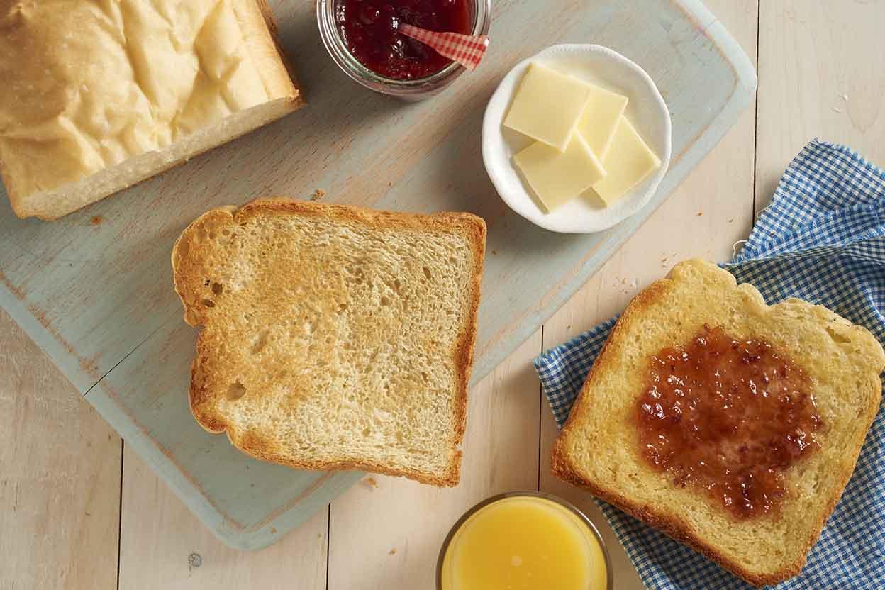 English muffin bread for the bread machine recipe king arthur flour forumfinder Image collections
