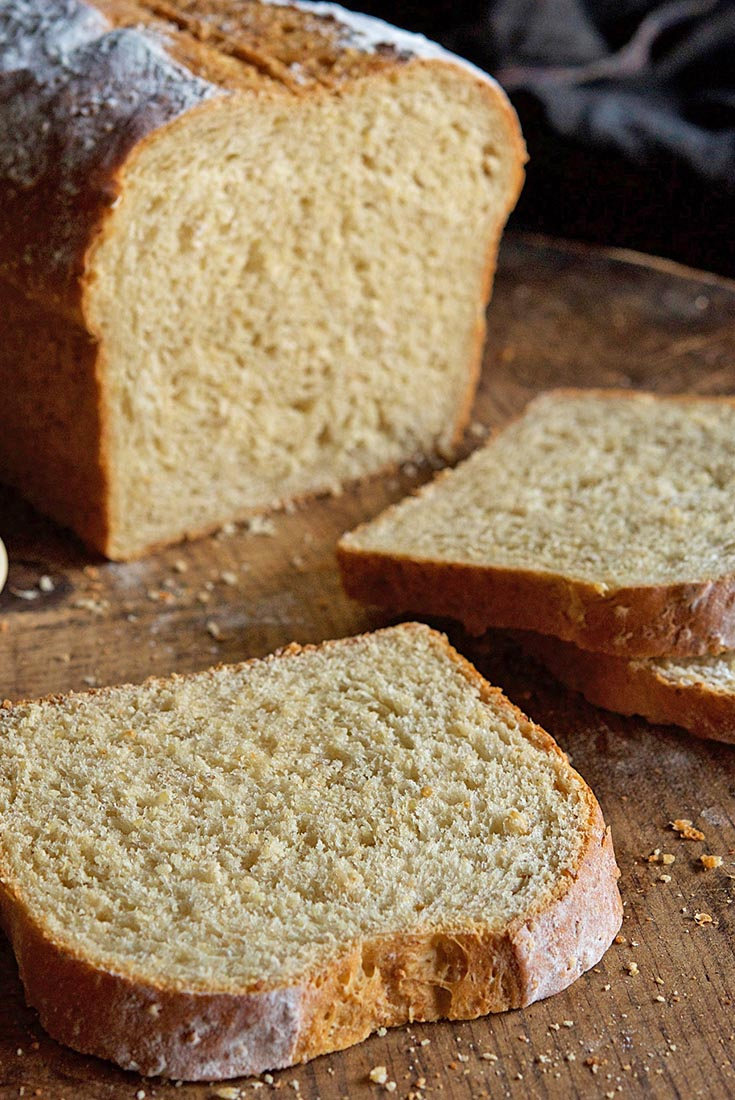 Sourdough Honey Quinoa Bread Recipe