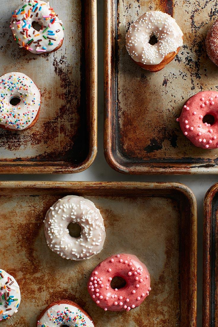 Yeast-Raised Doughnuts Recipe