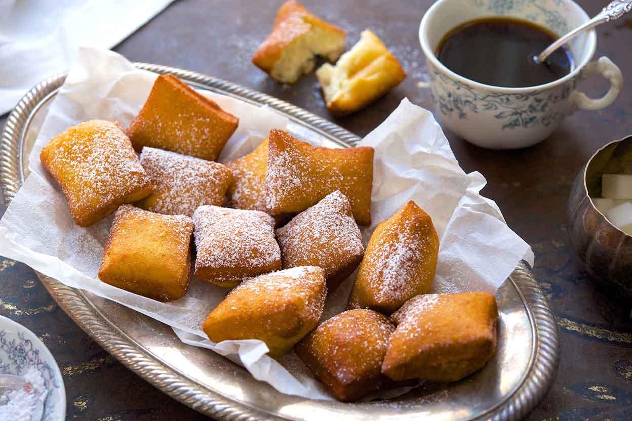 classic beignets recipe king arthur flour. Black Bedroom Furniture Sets. Home Design Ideas