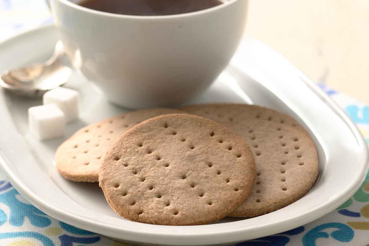 Easy digestive biscuit recipe
