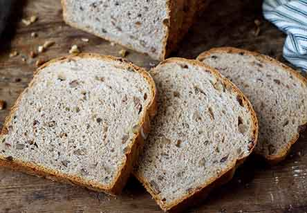 Pecan Wheat Bread
