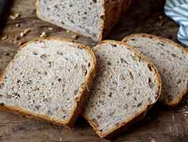 Sandwich Rye Bread Recipe King Arthur Flour