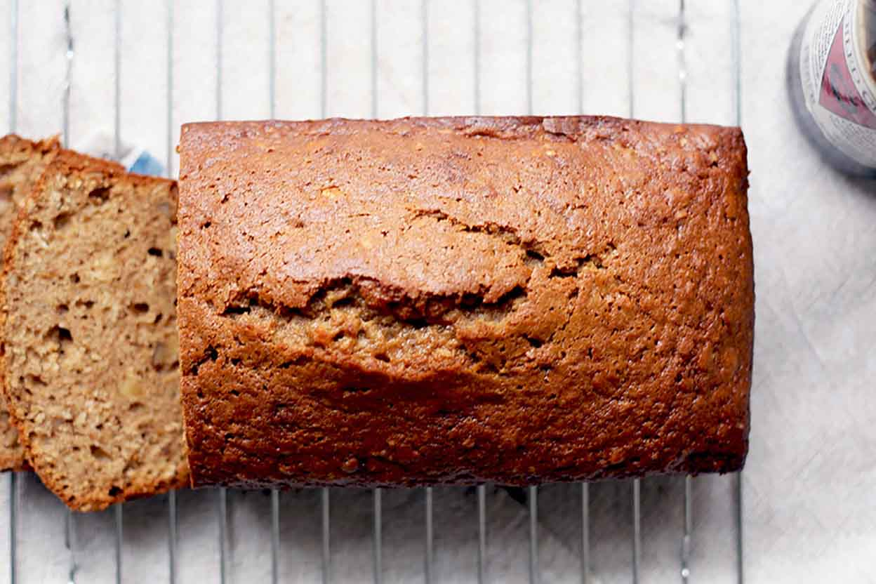 Applesauce Oatmeal Bread Recipe King Arthur Flour