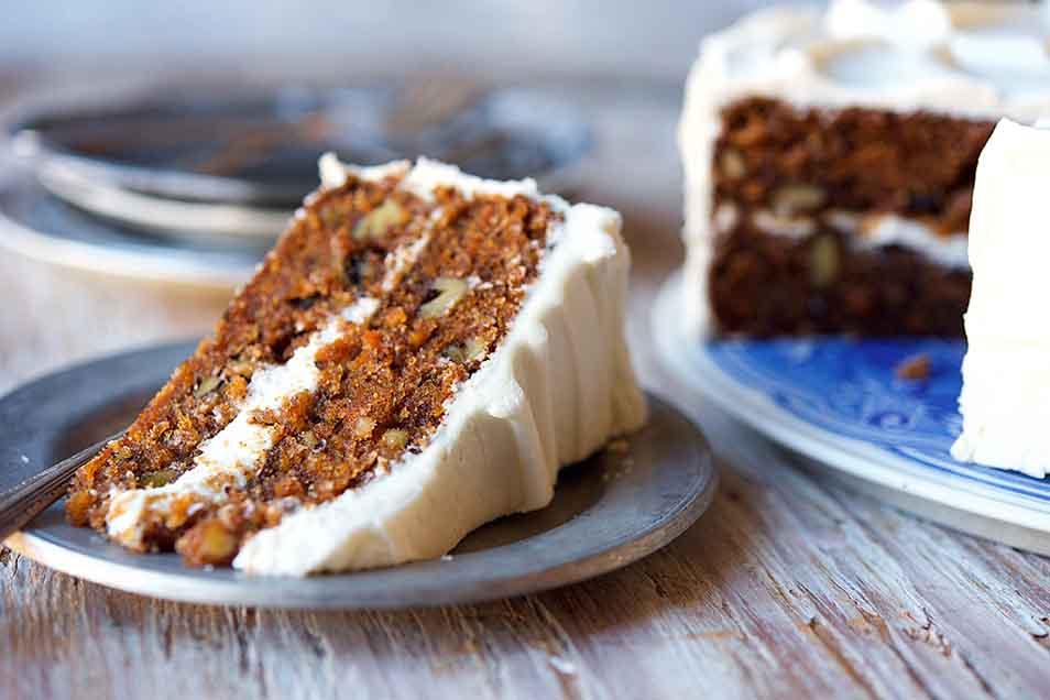 King Arthur's Carrot Cake