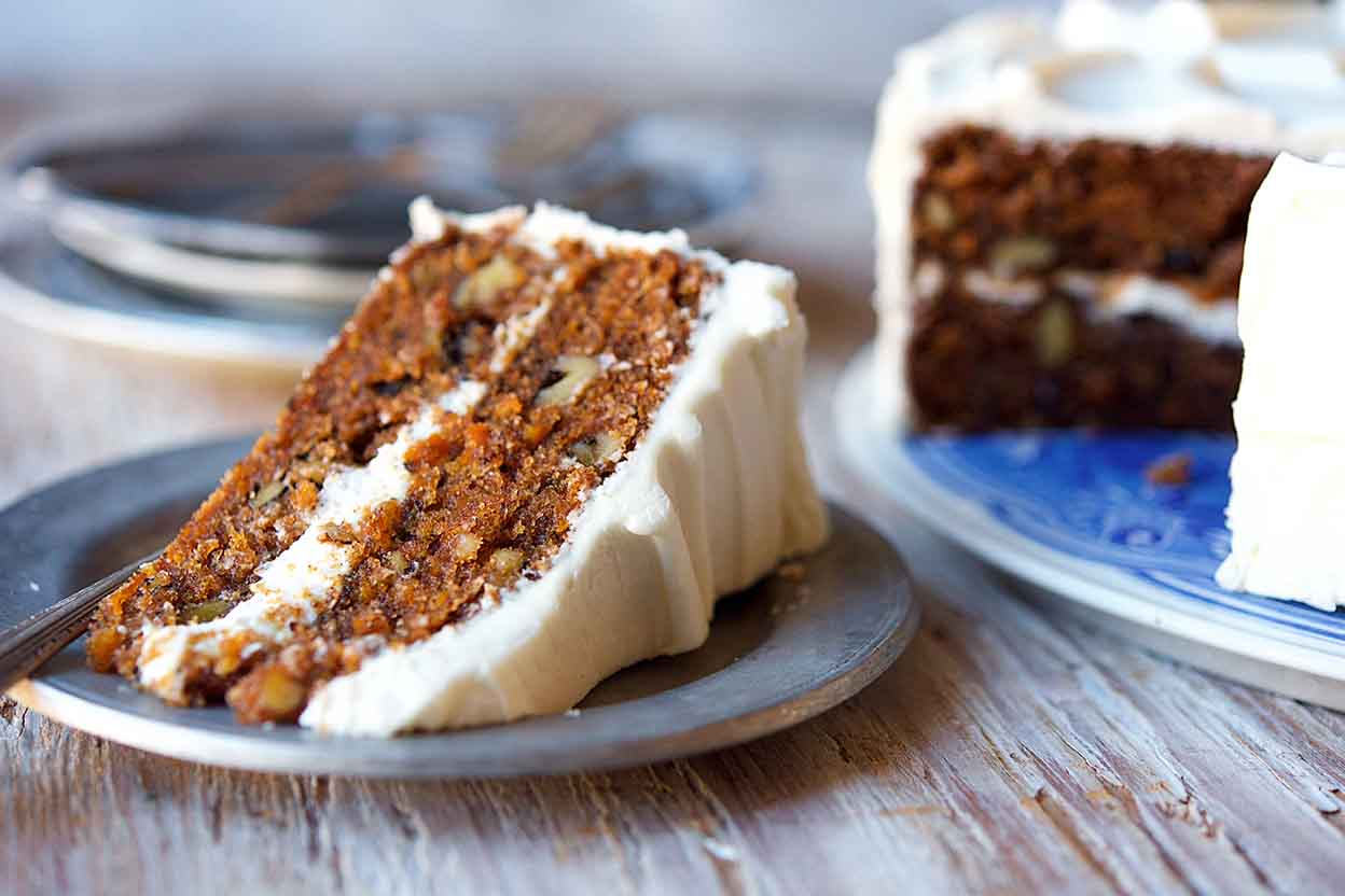 Carrot Cake Recipe With Pictures