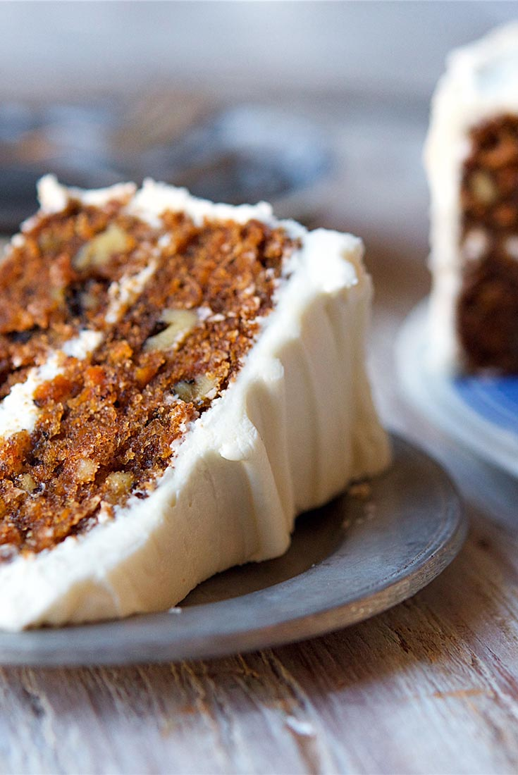 King Arthur's Carrot Cake Recipe