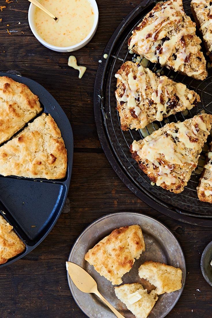 Scones & Biscuits Recipe