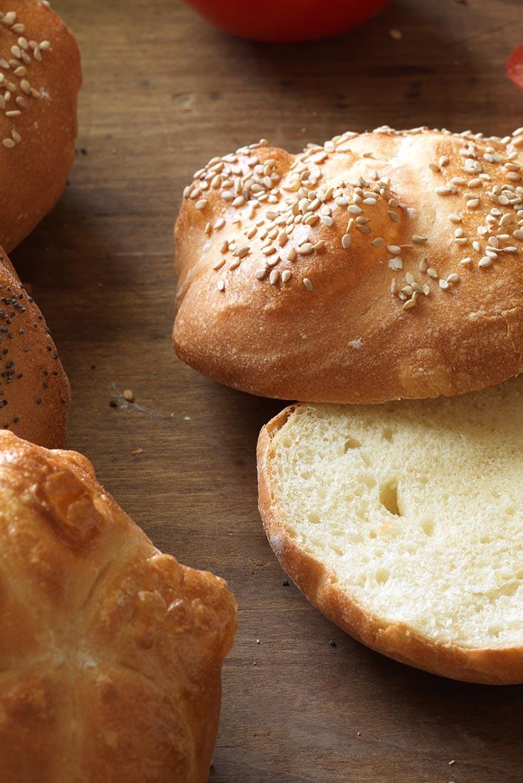 Kaiser Rolls Recipe | King Arthur Flour