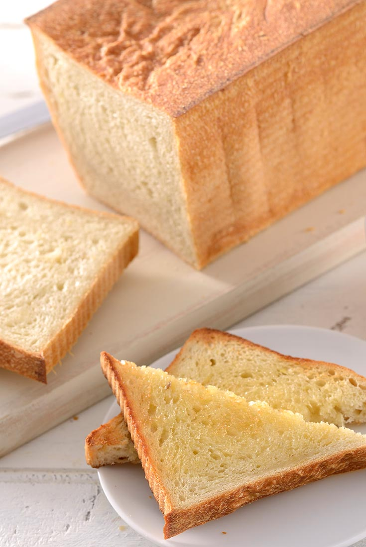 Potato Bread Perfect for Toast Recipe