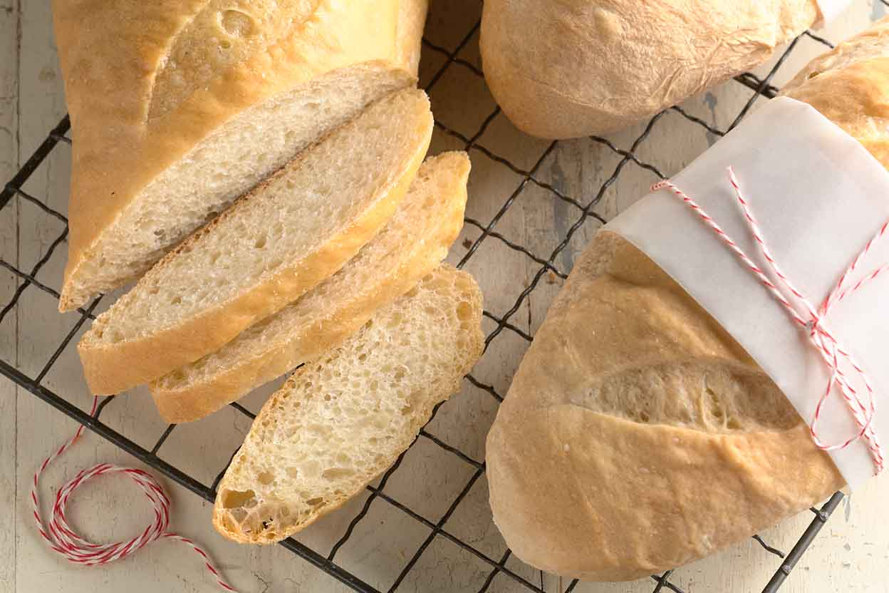 Hearth bread - what it is and how it is useful Composition 52