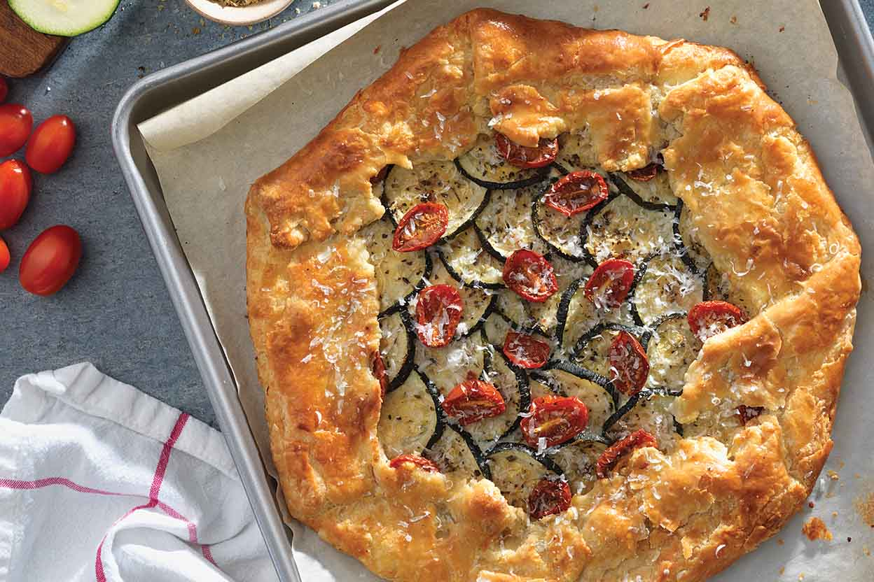 Stovepipe Savory Pastries Recipe | King Arthur Flour |Savory Dishes