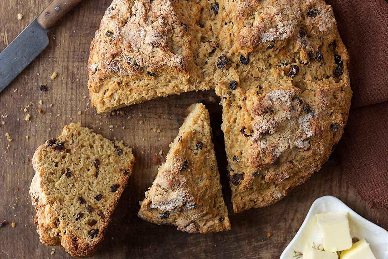 White Soda Bread Recipe