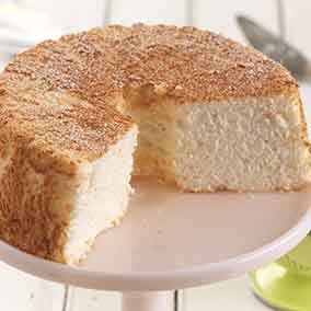 Traditional Angel Food Cake